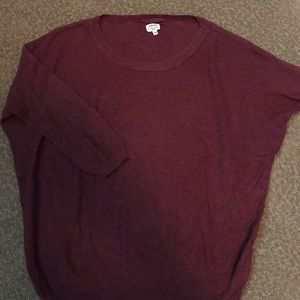 Wilfred 1/2 Sleeve Sweater